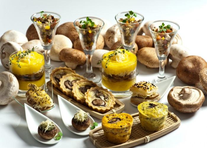 Pot Pourri de Cogumelos Frescos da Fazenda Velha