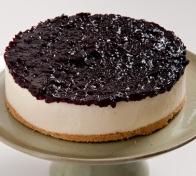 Cheesecake de Cassis
