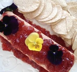 Patê de Foie Gras com Geleia (acompanha Árabe Crocante)
