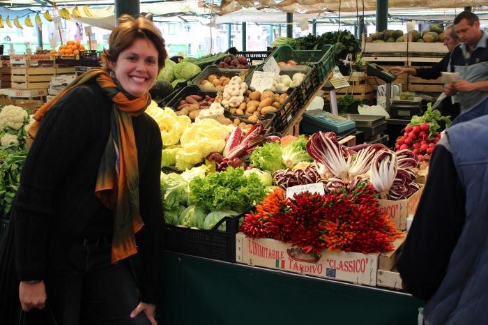 Mercado de Rialto - Veneza