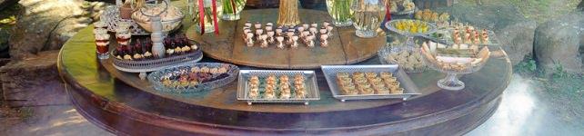 """""""Tasting"""" no Editorial da Revista Noivas no Altar"""