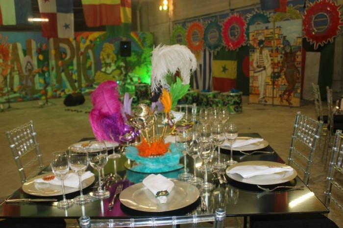 evento ligado a copa das confederaa a es na cidade do samba tasting banquet. Black Bedroom Furniture Sets. Home Design Ideas