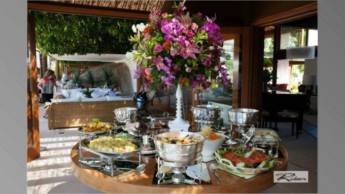 Buffet do Almoço