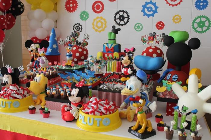 Aniversário de 1 Aninho para 80 convidados
