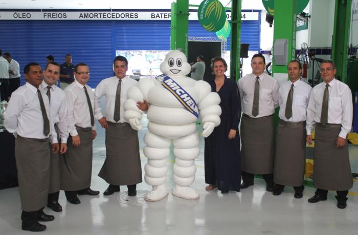 Inauguração Loja Tyre Plus – Michelin