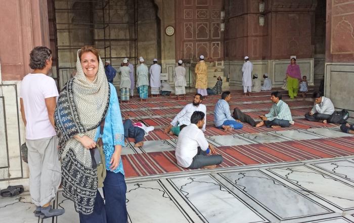 Na Mesquita