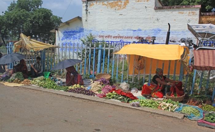 Mercado na Rua...  Hortifruti...