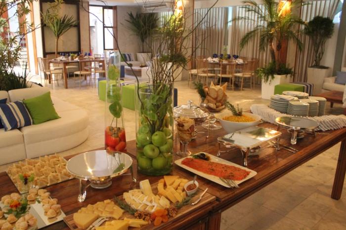 Bar Mitzvah na Ari para 200 convidados e no Gávea 150 para 350 convidados