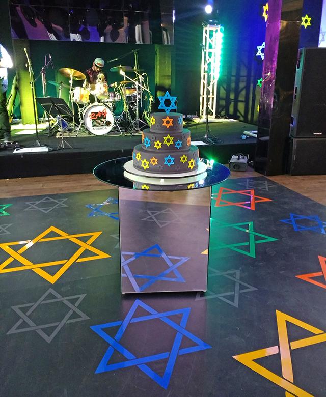 Bar Mitzvah com Carine e Gil Cerimonial na CJB