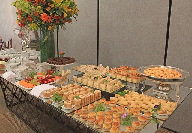 Casa de Saúde São José – Café da Manhã para 80 convidados