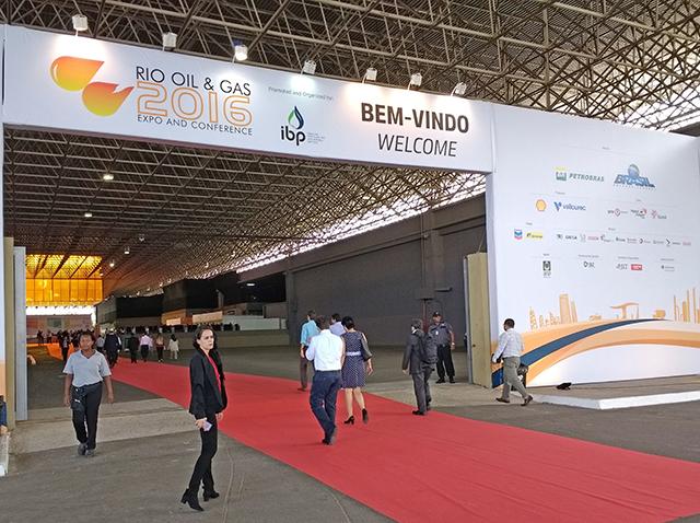 Feira Rio Oil & Gas 2016