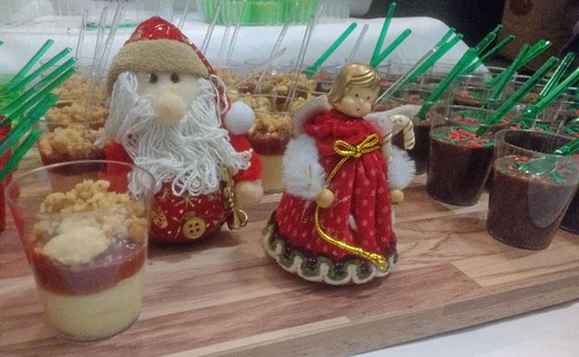 """""""Natal de Delícias"""" 2017 no Shopping Leblon – Cocktail para 200 convidados"""