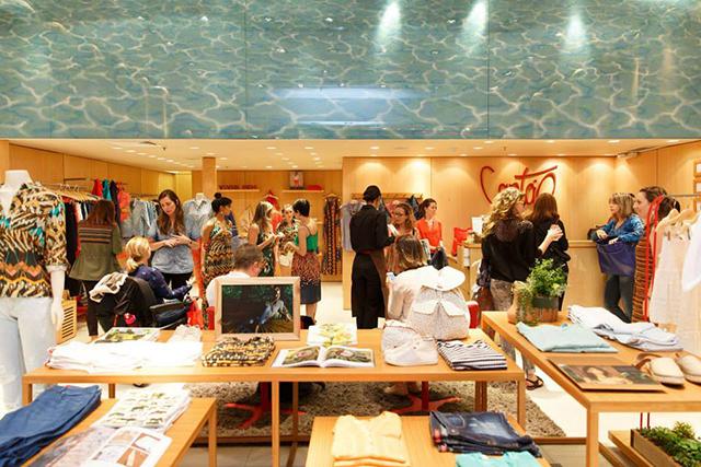 Cantão – Lançamento de Coleção Março de 2014