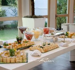 Café da Manhã com Buffet de Tapioca