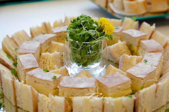 Finger Sandwich de Ciabatta