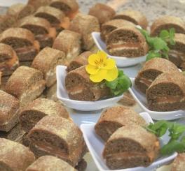 Café da Manhã para 130 Convidados
