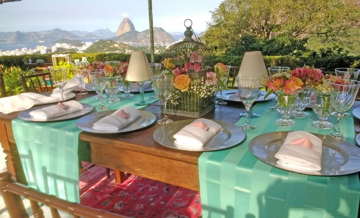Casamento em Santa Teresa para 100 convidados